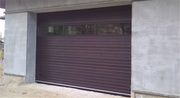 Подъемные-секционные ворота для гаража - foto 0