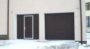 Подъемные-секционные ворота для гаража - foto 2